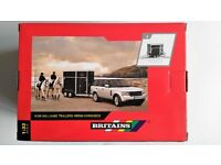 Britains, Ifor Williams Trailers HB506 Horsebox