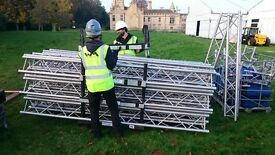 Part Time Events Crew needed