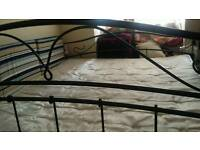 SUPER KING SIZE BED WITH MATTERESS