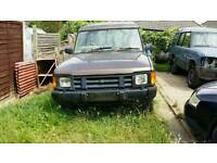 Land rover discovery 200tdi and 300tdi breaking