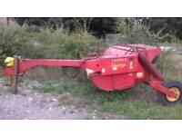 306 trailed mower conditioner