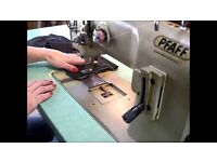 Seamstress Sewing Machinist Required in Stoke on Trent