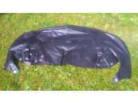 Mazda Mx5 MK1/2 tonneau soft top cover leather