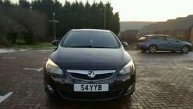 Vauxhall astra 1.4 2011 for sale (Private reg not included)