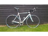2014 Cube Agree Race full carbon road bike medium 56