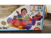 Baby's Jumbo Go Go Go Activity Car Toy
