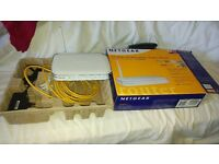 NetGear DG834GT ADSL Modem 10/100 Wireless G Router DG834GTUK replacement ADSL router