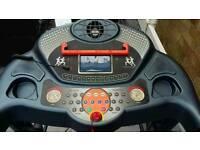 Treadmill and PowerPlate