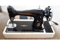 Singer Electric Sewing Machine 1950