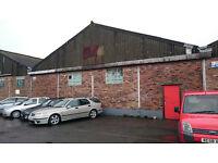 Versatile Indutrial storage Units in Cumnock - A MUST VIEW
