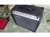 Laney TF100 amplifier, mix of valve and solid state 50watt amplifier. Good condition.