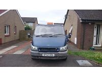 Ford transit recovery truck 3500