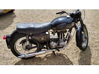1960 Matchless 350cc G3L, MOT til July 2018, Road Tax Exempt