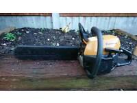 Mcculloch california petrol chainsaw for sale