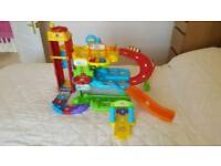 Toot Toot Drivers Garage by V-TECH baby toy ages 1-5