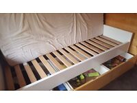 3 draw bed