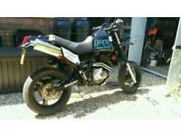 Suzuki super Moto Dakar