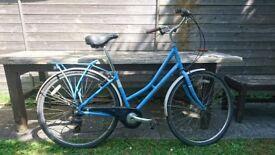 Pendleton city bike