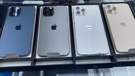 Apple iPhone 12 Pro 128gb 256gb Unlocked new apple warranty