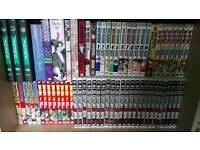 Massive Manga Collection