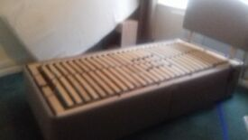 Single Electric Bed Base in excellent condition