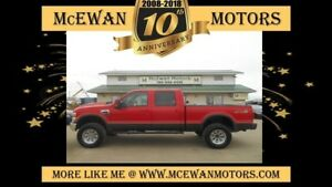 2008 Ford F-350 Lariat Lifted Diesel