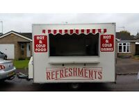 Catering Trailer, Burger van, Good money maker, check out my video walk around