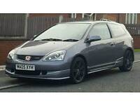 Honda civic ep3 type r *72k* full history swap for ek9 or integra