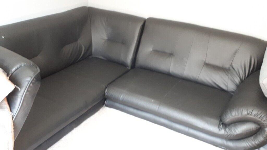 Enjoyable Modern Corner Sofa Free In Tiptree Essex Gumtree Pdpeps Interior Chair Design Pdpepsorg