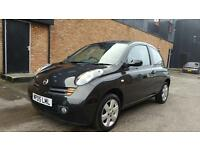 2005 nissan micra 1.2 petrol 3 door hatchback low mileage