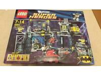 Lego Batcave 6860 Brand New
