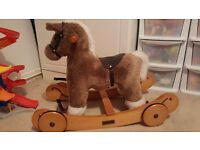Mamas and Papas Classic Rocking Horse