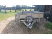 Ivor williams 14 ft trailer