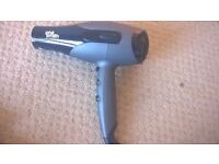 Selling hairdryer, perfect condition