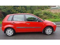 FORD FIESTA STYLE 1242CC 5 DOOR ONE OWNER