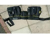 Stanley tool belt £5