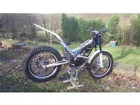 Sherco 290 2009