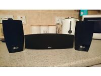 LG Surround Sound Speakers