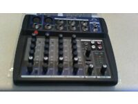 Wharfdale connect 802 mixer
