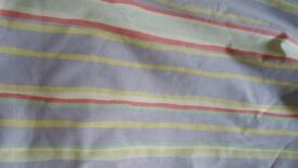 Nursery or Small child's bedroom curtains. Laura Ashley fabric