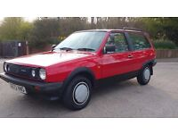 WANTED: G573 VNS - 1990 Volkswagen Polo Ranger 1.3