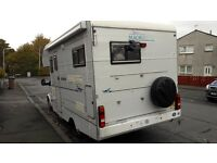 ford transit 2.5 Deisel 4 berth motor home