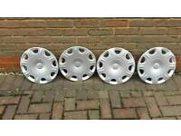Renault 14 inch wheel trims