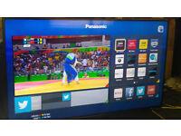 "PANASONIC 55"" TX-55CX400B 4K ULTRA HD 3D SMART LED TV WITH WARRANTY"