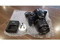 Canon EOS Rebel T3 18-55mm IS II Lens Kit Black