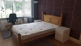 Massive room, bills include, fully furnished, good location.