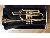 Trumpet Blessing Brass