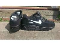 Nike Air Max 90s Style Trainers Shoes Mens Womens Size 8.5 UK New