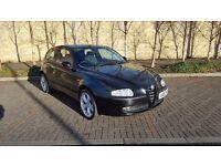 2004 Alfa Romeo 147 1.6 TS Turismo 3dr - long MOT to 19/02/18
