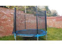 BARGAIN!! 10ft trampoline